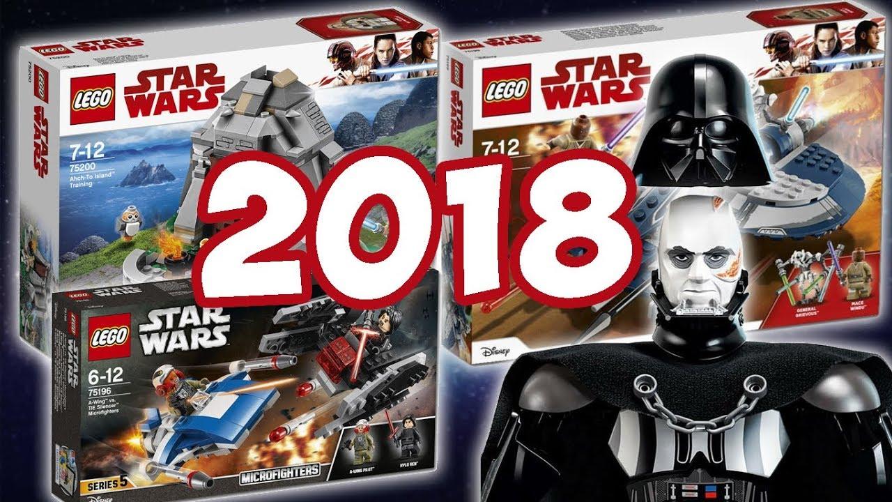 Игры лего звездные войны новый год 2018