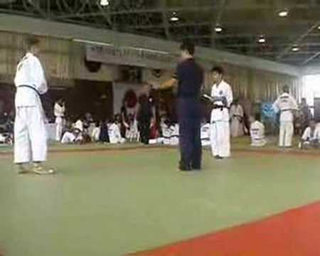 Tomiki aikido tournament 2005 Image 1