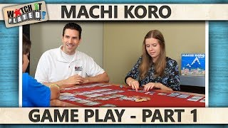 Machi Koro - Game Play 1