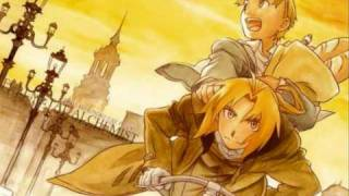 Full Metal Alchemist - FMA Brothers (english, russian, instrumental - piano/violin)