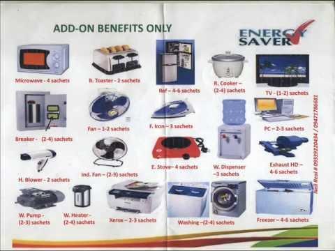 Coffee Energy Saver cf Extra Energy Saver Ratio