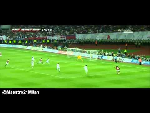 Highlights AC Milan vs Kaladze Team 31-05-2013