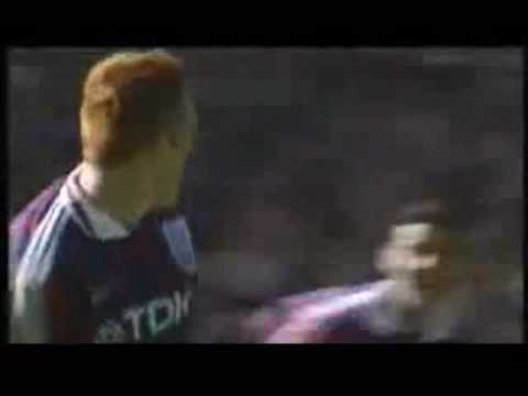 David Hopkin 1997 play off final at Wembley Stadium - Crystal Palace v Sheffield United