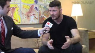 UFC's Michael Bisping on filming with Vin Diesel for new 'XxX' movie