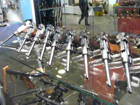 18e Bourse internationale aux armes Lausanne 2011...