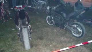 24H du mans moto  2010 côté Camping Beauséjour