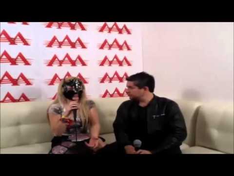 Sexy Star Pt. 1 Twitcam Con Efraín Barrera - Lucha Libre AAA - Septiembre 2012