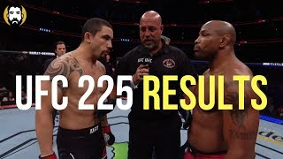 UFC 225 Results: Robert Whittaker vs. Yoel Romero 2 | Post-Fight Special | Luke Thomas