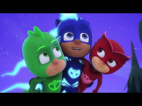Герои в масках - детские передачи - мультики для детей