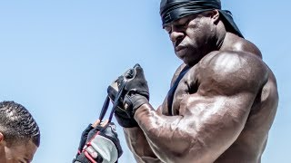 Kali Muscle: Biceps and Triceps Prison Workout
