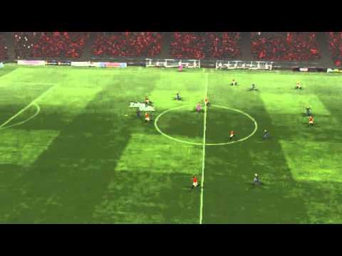Man Utd vs Crystal Palace - Zaha Goal 63 minutes
