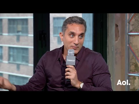 """Bassem Youssef On """"The Democracy Handbook with Bassem Youssef"""" 