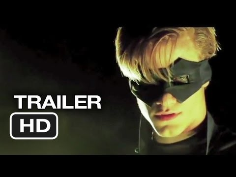 All Superheroes Must Die Official Trailer #1 (2013) - Jason Trost Movie Hd video