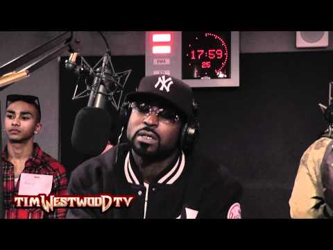 Westwood - Young Buck message to 50 Cent 1Xtra
