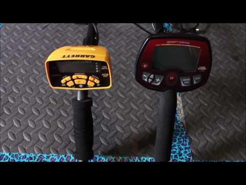 Metal Detecting: Garrett Ace 400 VS Bounty Hunter Land Ranger Pro