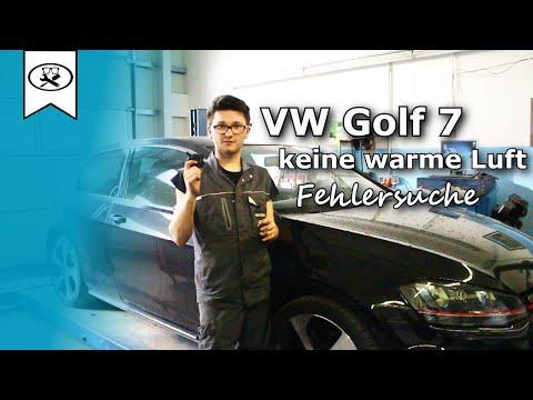 VW Golf 7 Keine Warme Luft Fehlersuche |   No warm air  |  VitjaWolf  |  Tutorial  |  HD