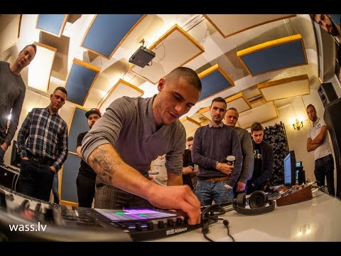 Ableton User Group Latvia meeting: Push 2 & LINK jam session
