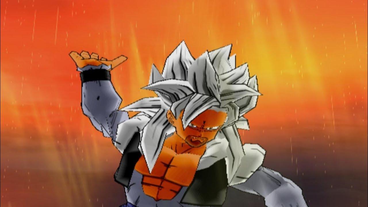 Bardock Fusion With King Vegeta King Vegeta Fusion Dance