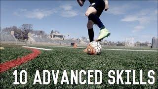 10 Advanced Skill Moves To Beat Defenders  Dribbli