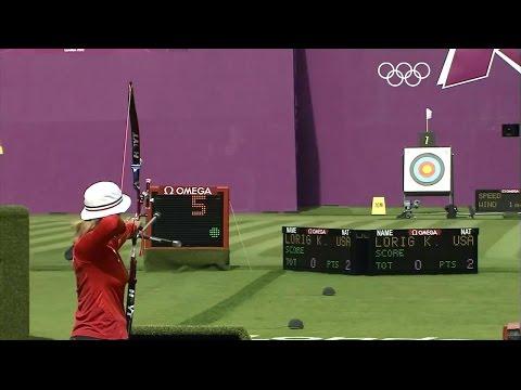 The best archery shots ever! Olympics, London 2012