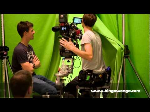Virgin Bingo New TV Ad - The Making Of
