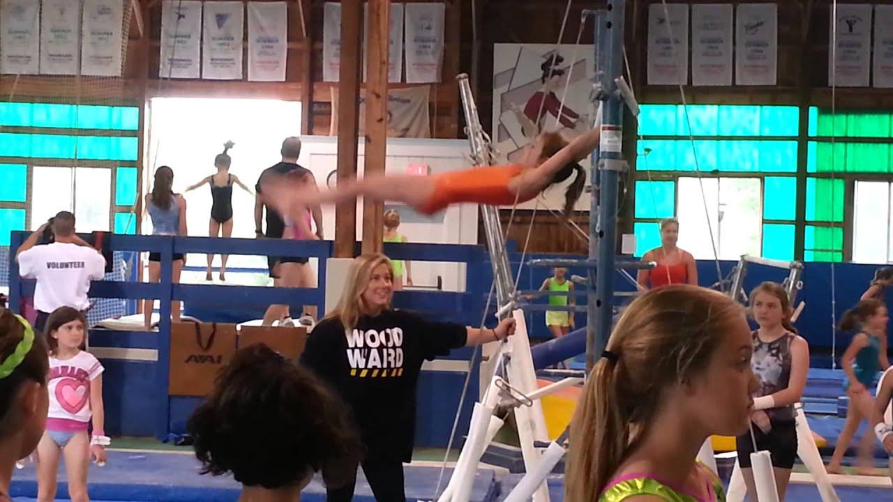 Gymnastics Camp Woodward Gymnastics Camp