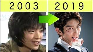 イケメン俳優イジュンギの顔の変化2003〜2019無整形の事実!!【韓国ドラマ,韓国映画,韓国俳優】