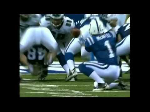 Some NFL kicks from 2006 to 2010 in the NFL.