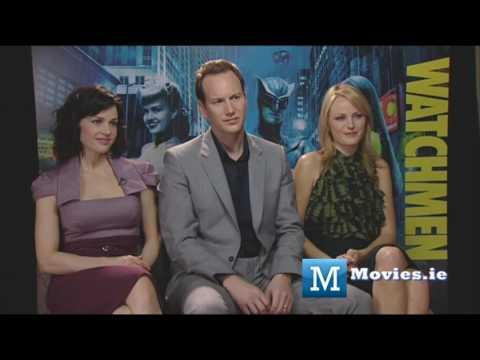 Watchmen - Nite Owl, Silk Spectre I & II - Malin Akerman, Patrick Wilson & Carla Gugino