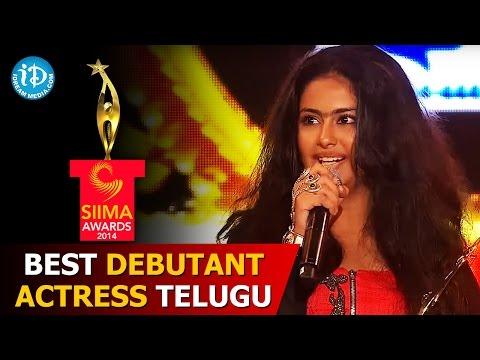 SIIMA 2014 – Best Debutant Actress Telugu | Avika Gor | Uyyala Jampala Photo Image Pic
