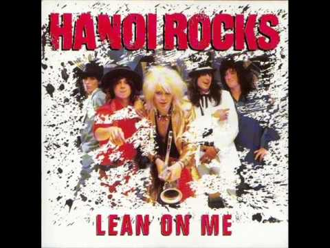 Hanoi Rocks - Menaced By Nightingales
