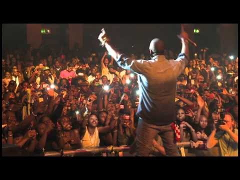 D'banj and Kanye West - KokoKoncert London 2011