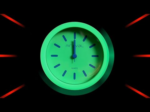 COUNTDOWN CLOCK 15 MIN ( v 129 ) TICKING TIMER with SOUND EFFECTS