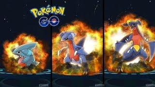 La MEJOR EVOLUCIÓN de GIBLE GABITE GARCHOMP +3500 PC en Pokémon GO [Keibron]