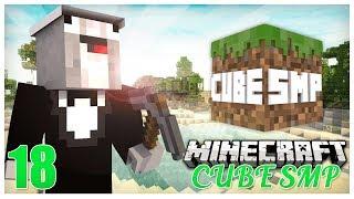 Minecraft CUBE SMP - Episode 18 - Building The Shop!