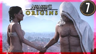 Assassin's Creed: Origins Story ► Bayek Gets Drunk - Cutscenes and Gameplay