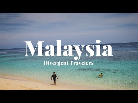 Travel Guide To Explore Malaysia  With The Divergent Travelers