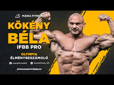 Interjú - Kökény Béla Mr. Olympia élménybeszámoló Simon Tamással