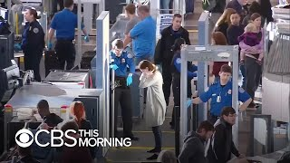 Government shutdown: TSA says sick calls up more than 137 percent compared to 2018