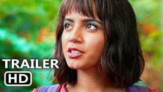 DORA THE EXPLORER Trailer # 2 (NEW 2019) Boots, Swiper, Isabela Moner Movie HD