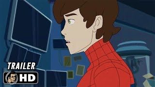 MARVEL'S SPIDER-MAN Season 2 Official Trailer (HD) Disney XD