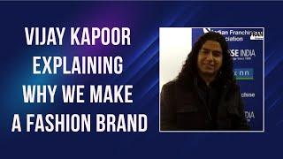 Vijay Kapoor at Franchise India 2010