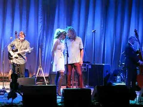 Robert Plant and Alison Krauss Killing The Blues