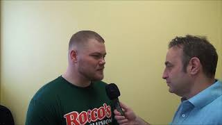 Joey Dawejko talks about Bryant Jennings fight