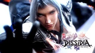 Dissidia Final Fantasy NT – Final Boss + Ending Cutscene 【English / 1080p HD】