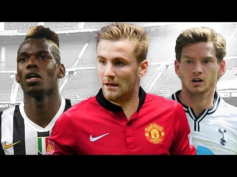Transfer Talk | Luke Shaw to Man Utd for £0m?