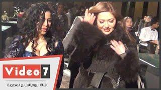 بالفيديو.. يسرا وليلى علوى ومحمد صبحى وعزت العلايلى فى حفل جائزة ساويرس الثقافية