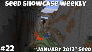 "Minecraft 1.4.7 || ""January 2013"" Seed Showcase 