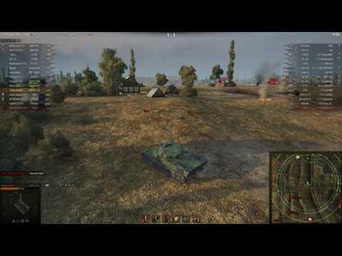 AMX 50 120, Огненная дуга, Стандартный бой