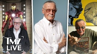 The Great Stan Lee Passes Away At 95 | TMZ Live